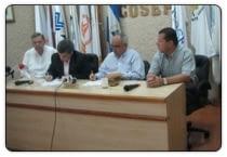 El COSEP y UNIRSE firman convenio de colaboración