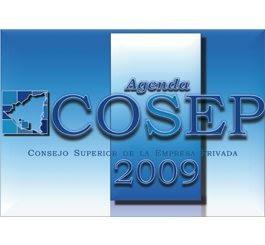 Agenda COSEP 2009