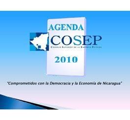 Agenda COSEP 2010