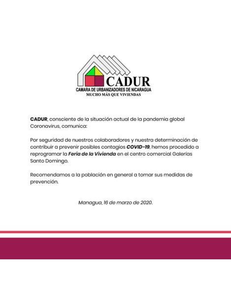 Comunicado-CADUR