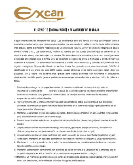 Guía Prevención COVID-19