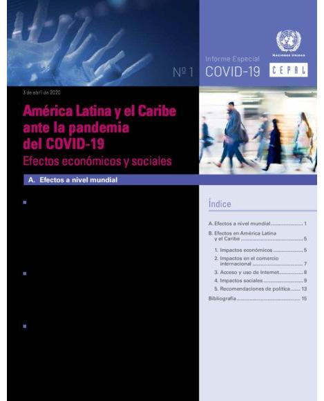 CEPAL  AmericaLatina
