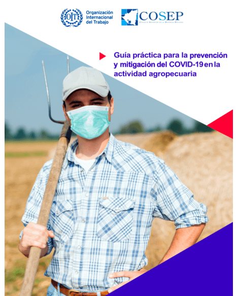 Guía práctica para la prevención y mitigación del COVID-19 en la actividad agropecuaria