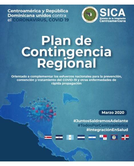 Plan Contingencia SICA